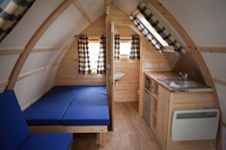 New en suite Wigwam has WOW factor!