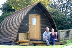 Tehidy Wigwams Top 100 Awards 2014