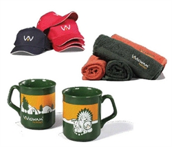 Now you can shop till you drop for Wigwam Goodies!