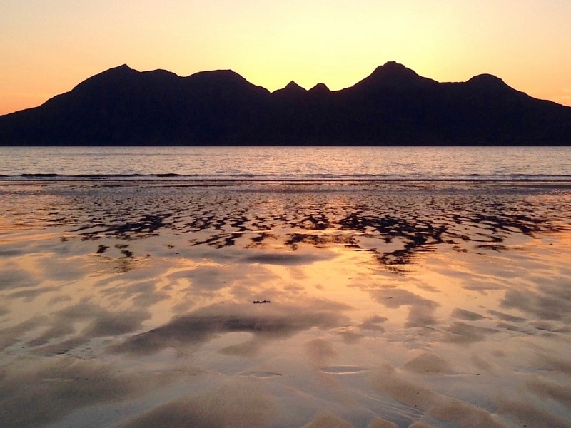 Isle of Eigg - Featured Image
