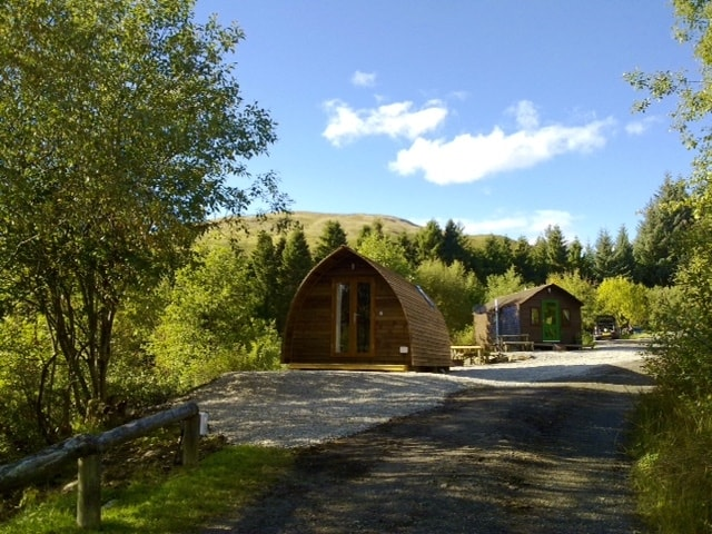 Strathfillan Wigwam® Village - Featured Image