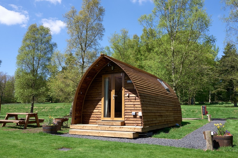 What is a glamping pod? The definitive guide. - Main Image