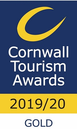 Cornwall Tourism Awards-2019 Gold