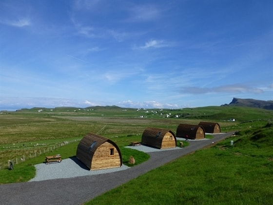 Shulista Croft Wigwams