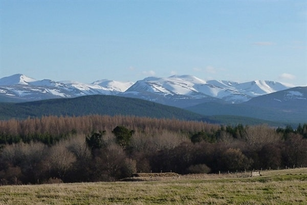 Beautiful day in the Cairngorms
