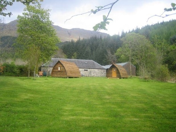 Acharn Farm Wigwams