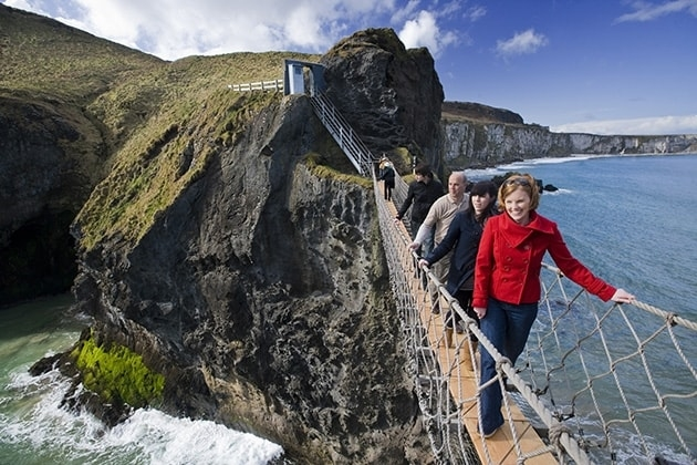 Carrick-a-rede Rop Bridge