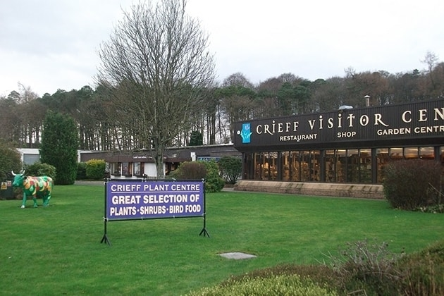 Crieff Visitors Centre