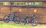 Crowtree Wigwams Bikes for hire
