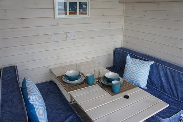 Sauchope Beach Huts Fife