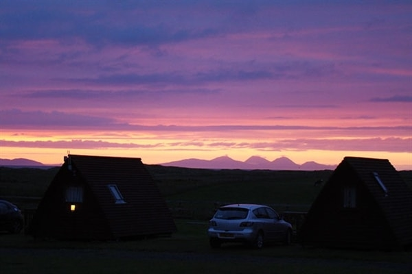Machrihanish Wigwams