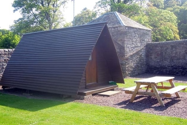 Mortonhall Wigwams