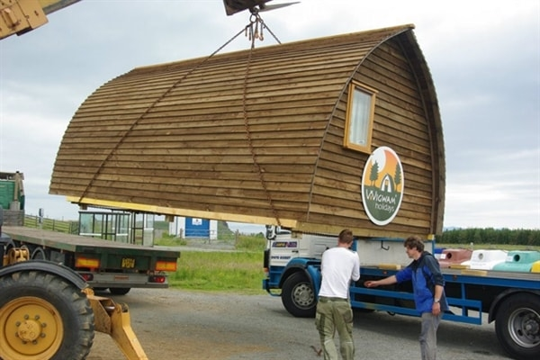 Whitewave Wigwams - New arrival