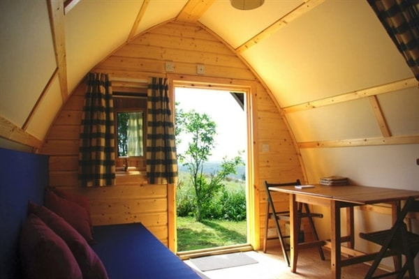 Whitewave Wigwams - New Ensuite the latest addition