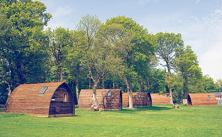Forest Park Wigwams