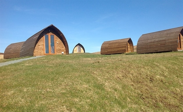 Portree Wigwams