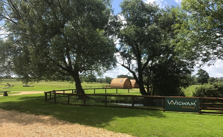 Evenlode Wigwams