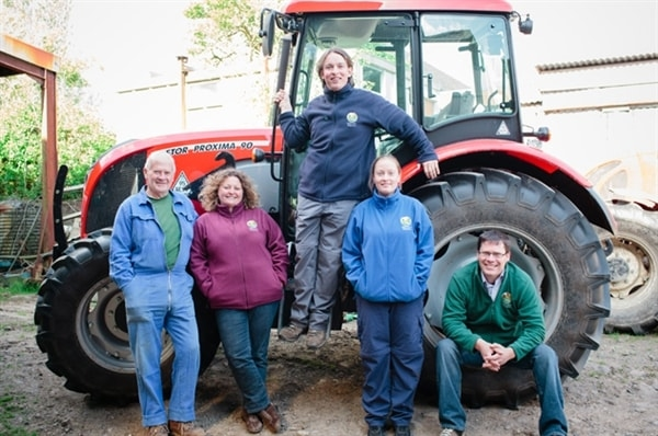 Mains Farm Wigwams - meet the friendly team