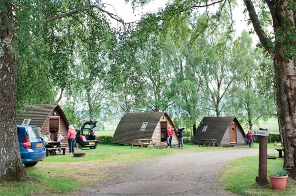 Mains Farm Wigwams