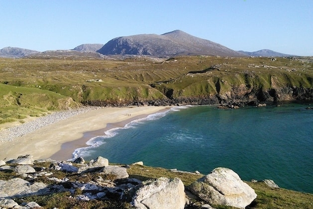 Mangersta Beach and the Uig Hills