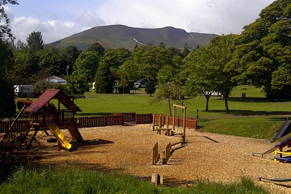 Mortonhall Play Area