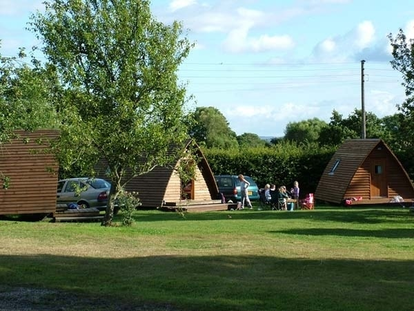 Newmill Farm Wigwams