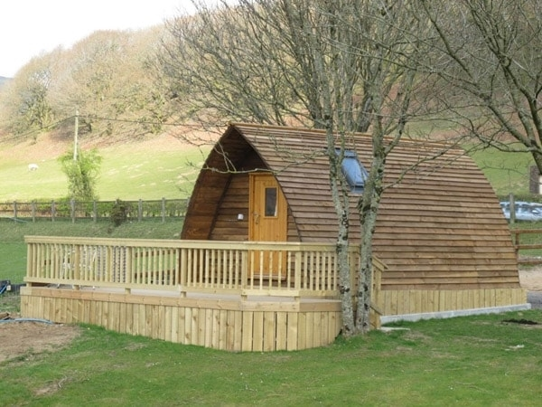 Devils Bridge Wigwams