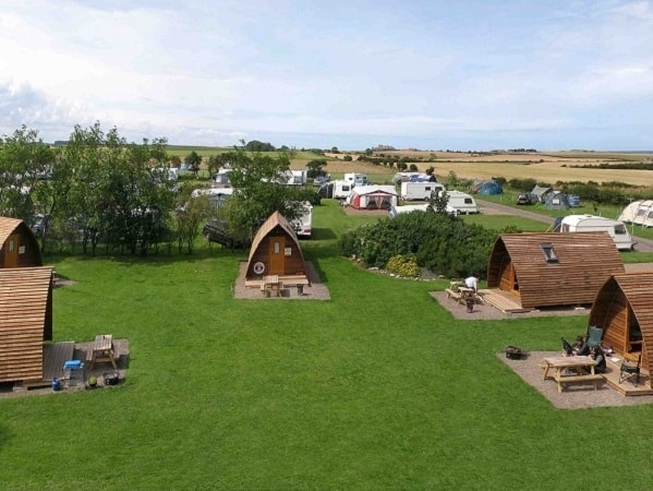 The Wigwams at Springhill Farm