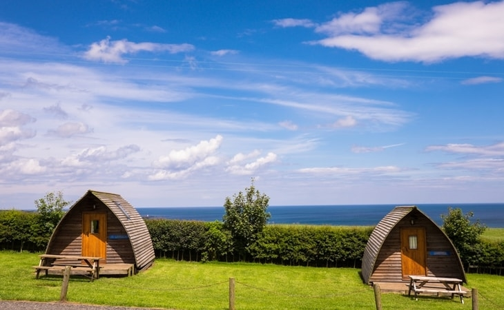 Seaside Wigwams at Pot A Doodle Do Wigwam Village