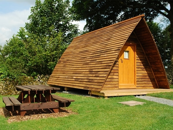 Wonderful Wooden Woodclose Wigwams