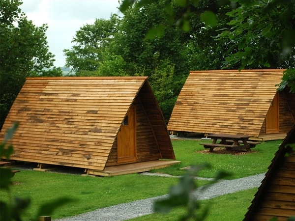 Wigwams at Woodclose