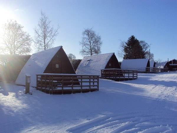A Magical Winters Day at Wild Rose Park