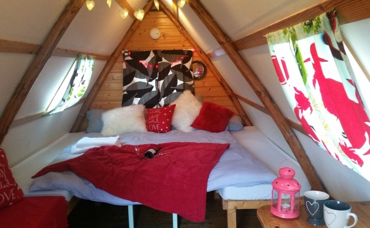 Glamping Package