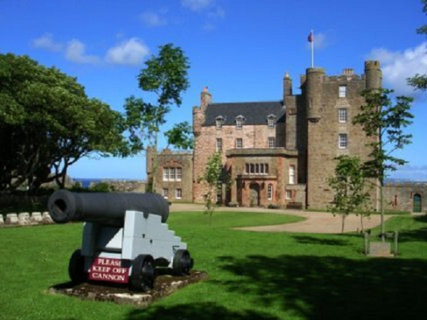 The Beautiful Castle of Mey