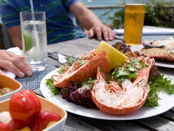 Seafood Alfresco