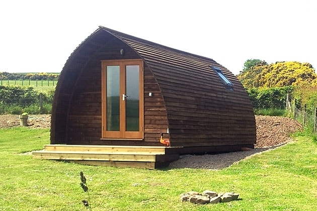 Greenley Croft Wigwams
