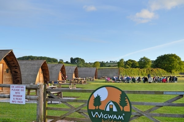 Secret Valley Wigwams