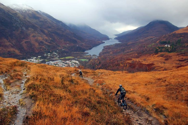 Kinlochleven Cycling