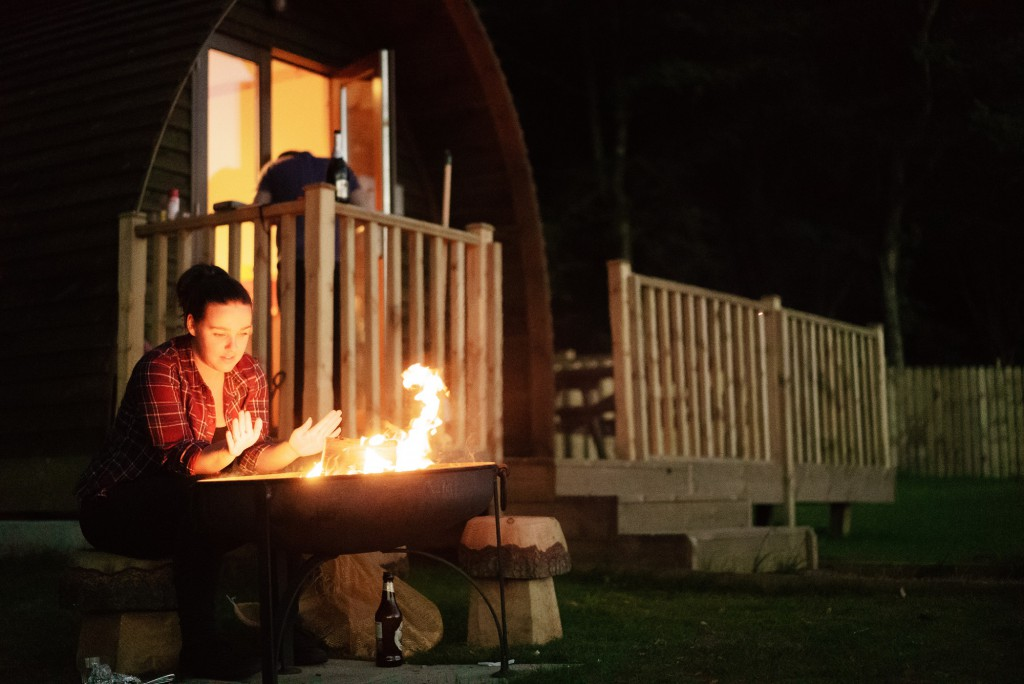 Campfire Brampton Wigwams