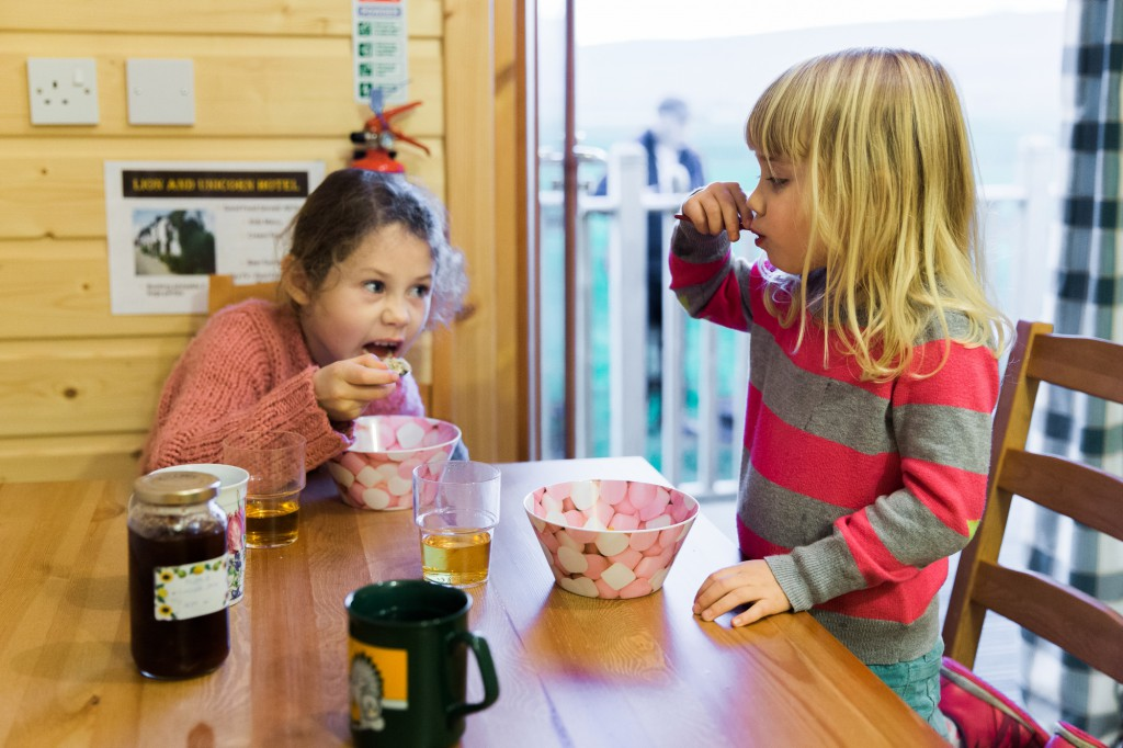 Mains Farm Wigwams caters for all ages