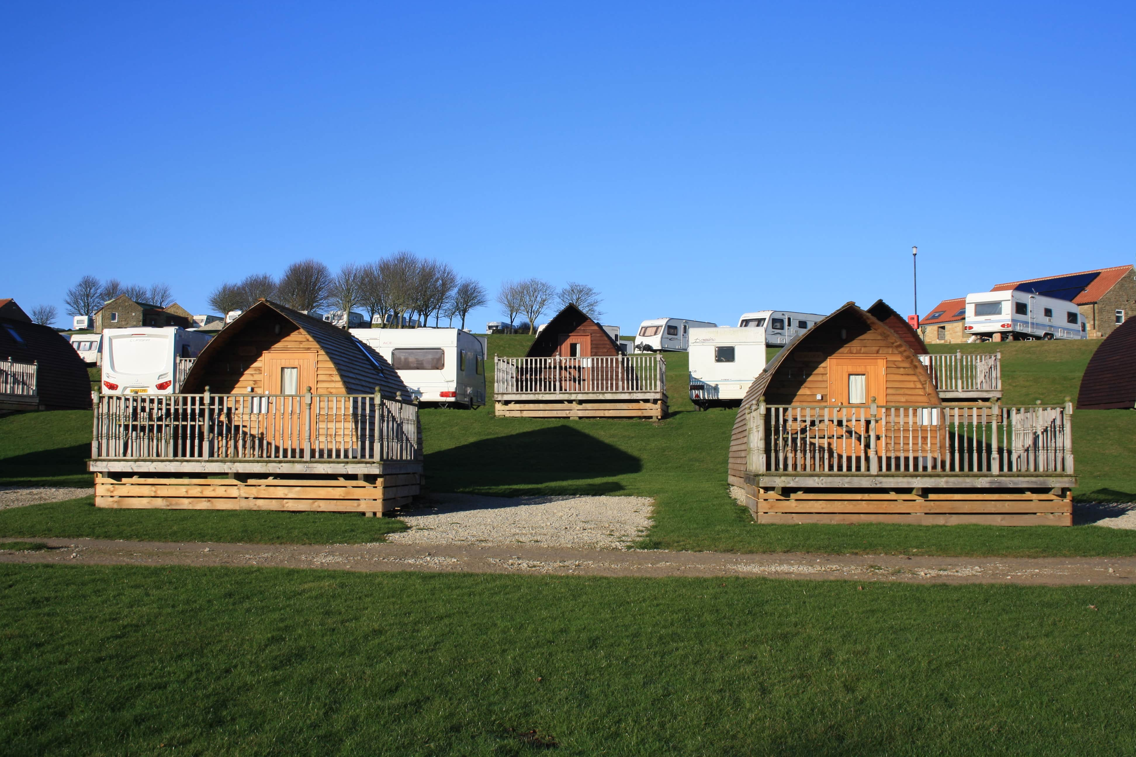 cycling and wigwams